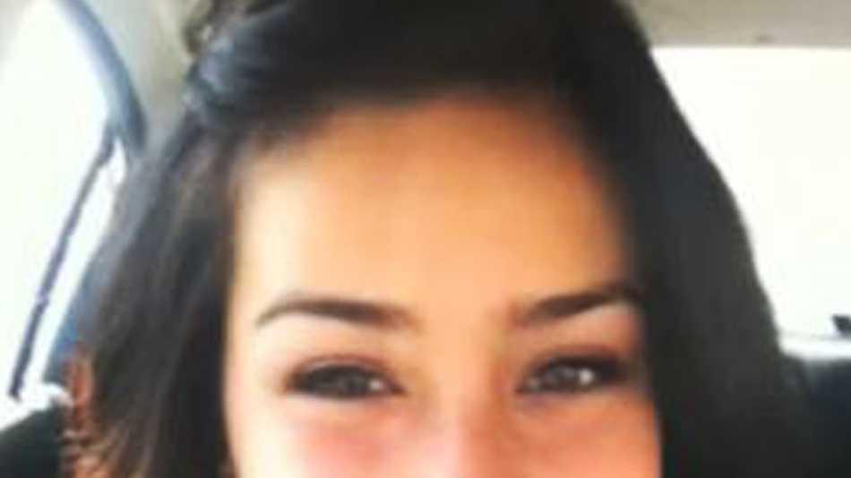 Sierra Lamar, 15, of Morgan Hill