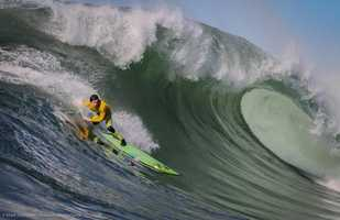 Mavericks Invitational 2013 / Photo by Mark Hofmann - Mavericks Invitational