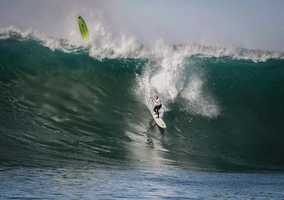 Mavericks Invitational 2013 / Photo by Mike Jones