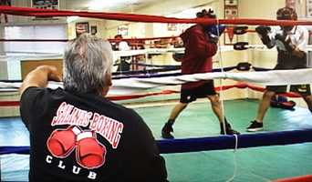 Daniel Lujan, 66, owned Salinas Boxing Club at Closter Park in Salinas, and coached a countless number of kids for more than 30 years.