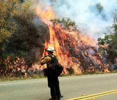 Big Sur fire Wednesday