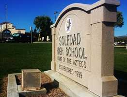 Soledad High School students told KSBW that Browne is a well-liked biology teacher. He was sentenced on Dec. 3, 2014 to serve one year in jail and was banned from the Internet for five years.