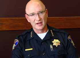 """McMillin announced he asked the Monterey County District Attorney to conduct an independent criminal investigation of the arresting officers' conduct. """"I am confident in the integrity of our internal reviews of police use of force, but at the same time I understand that some people are not, especially in the current national context,"""" he said."""