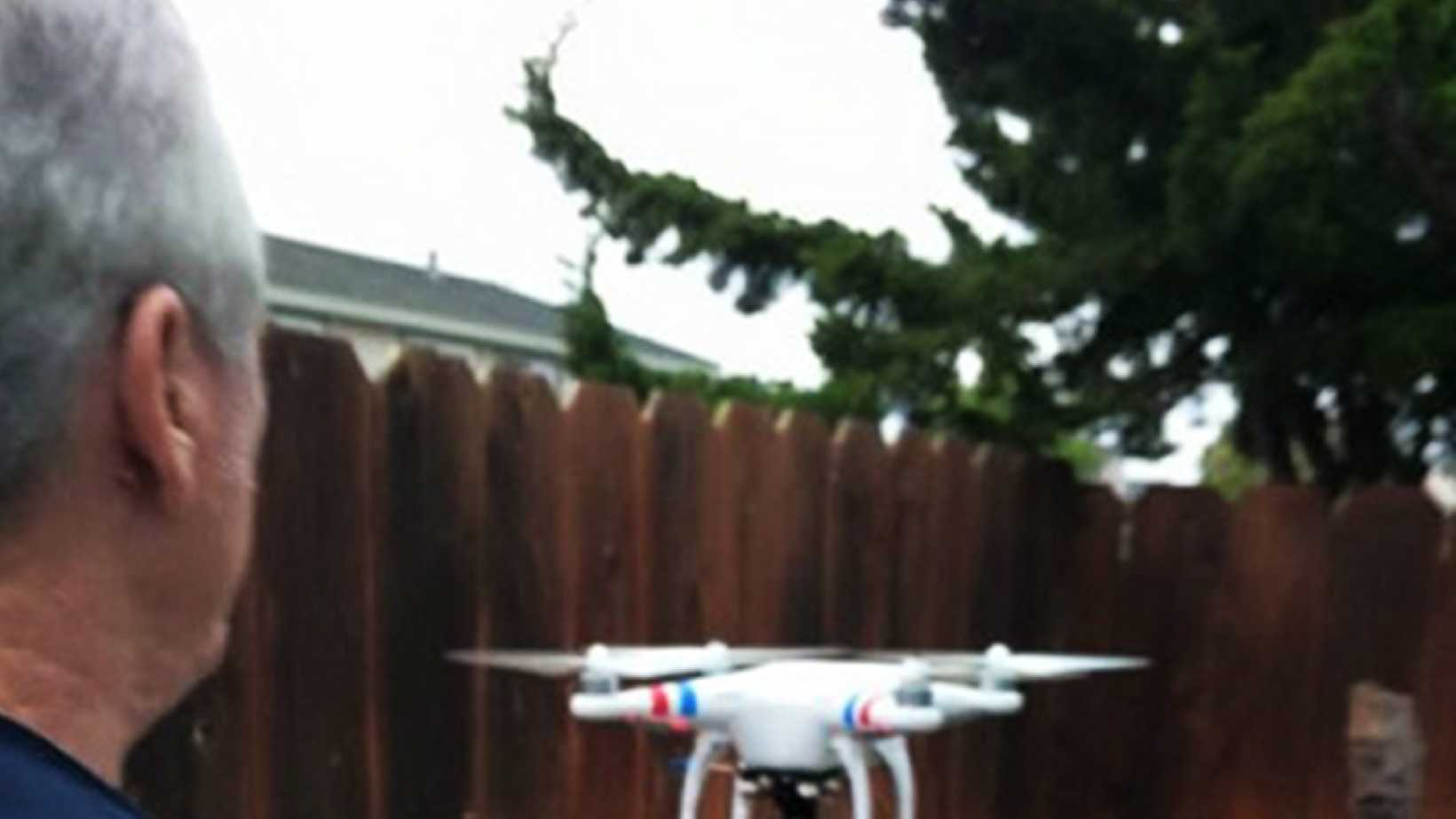 drone dude