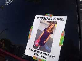 An Amber Alert was not issued because the case did not meet certain criteria to trigger the move.