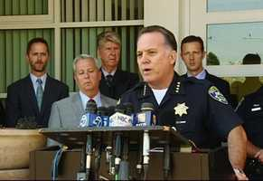 """""""Maddy was an acquaintance to the suspect. She was lured to the suspect's apartment. She was not taken there against her will. She was 8 years old and had a reasonable amount of trust in him,"""" Police Chief Kevin Vogel said."""