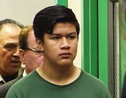 Gonzalez remains in custody at the Santa Cruz County juvenile detention center.