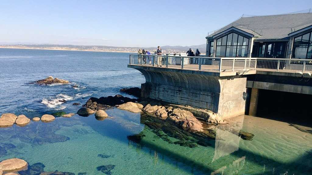 Monterey Bay Aquarium Weather