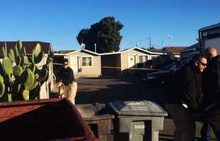 According to Plumas News, Curiel tipped off investigators that they would find the missing children's bodies in the storage locker. Huntsman began renting the locker on Dec. 4.