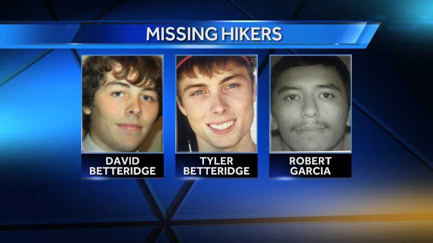 Missing Hikers