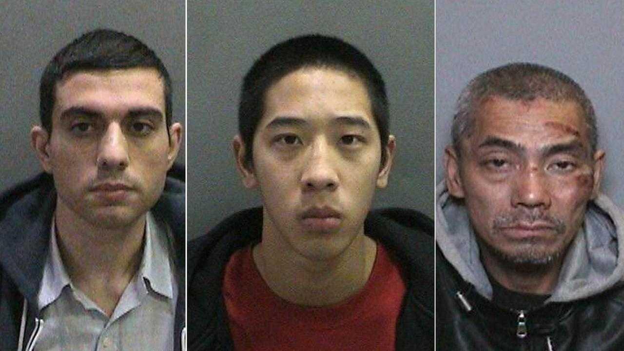 Escaped inmates