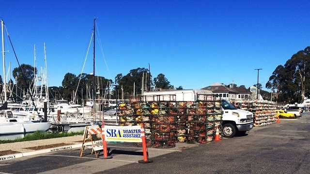 Santa Cruz crabbers offered low-interest loans