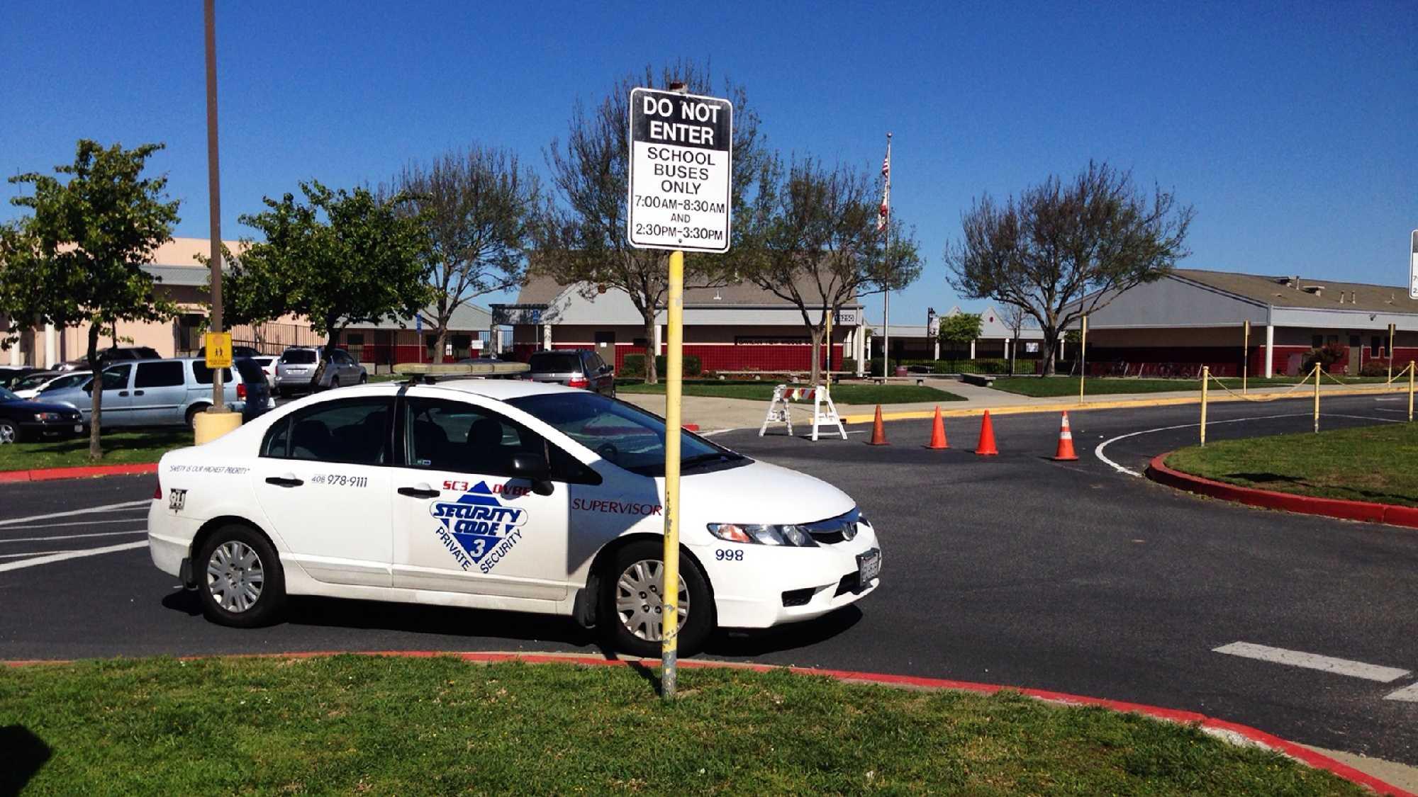 Salinas school lockdown