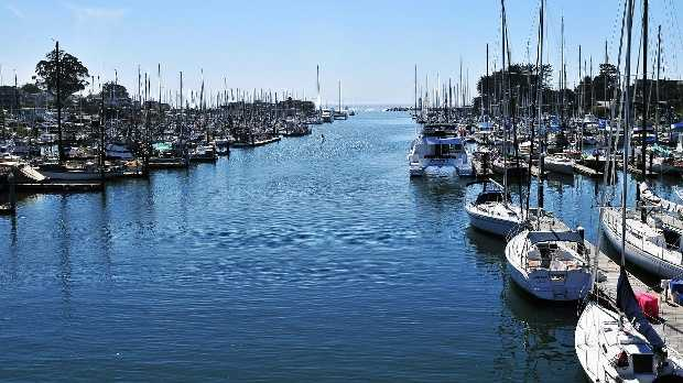 Fishermen travel south due to Santa Cruz Harbor closure