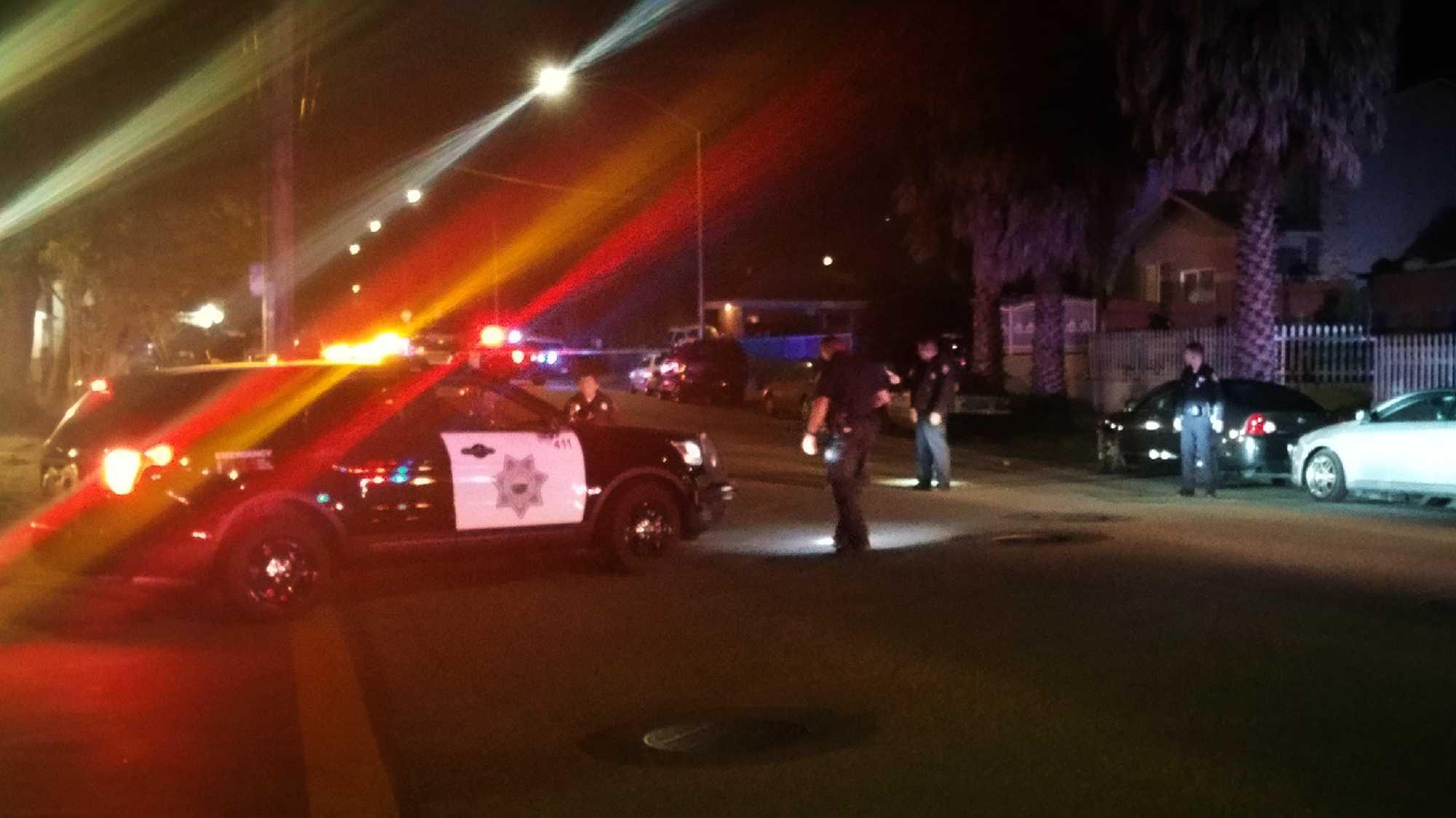 Salinas homicide scene (April 4, 2016)