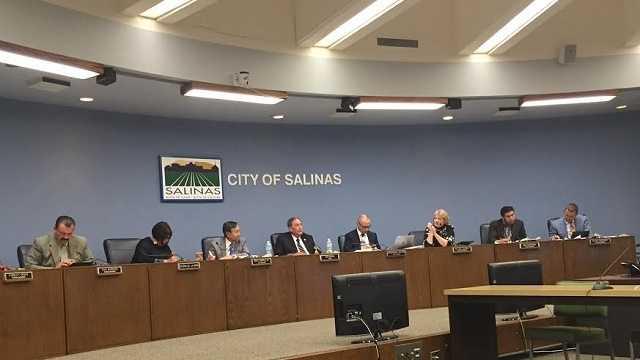 Fireworks show returning to Salinas