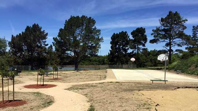 Acosta Plaza park