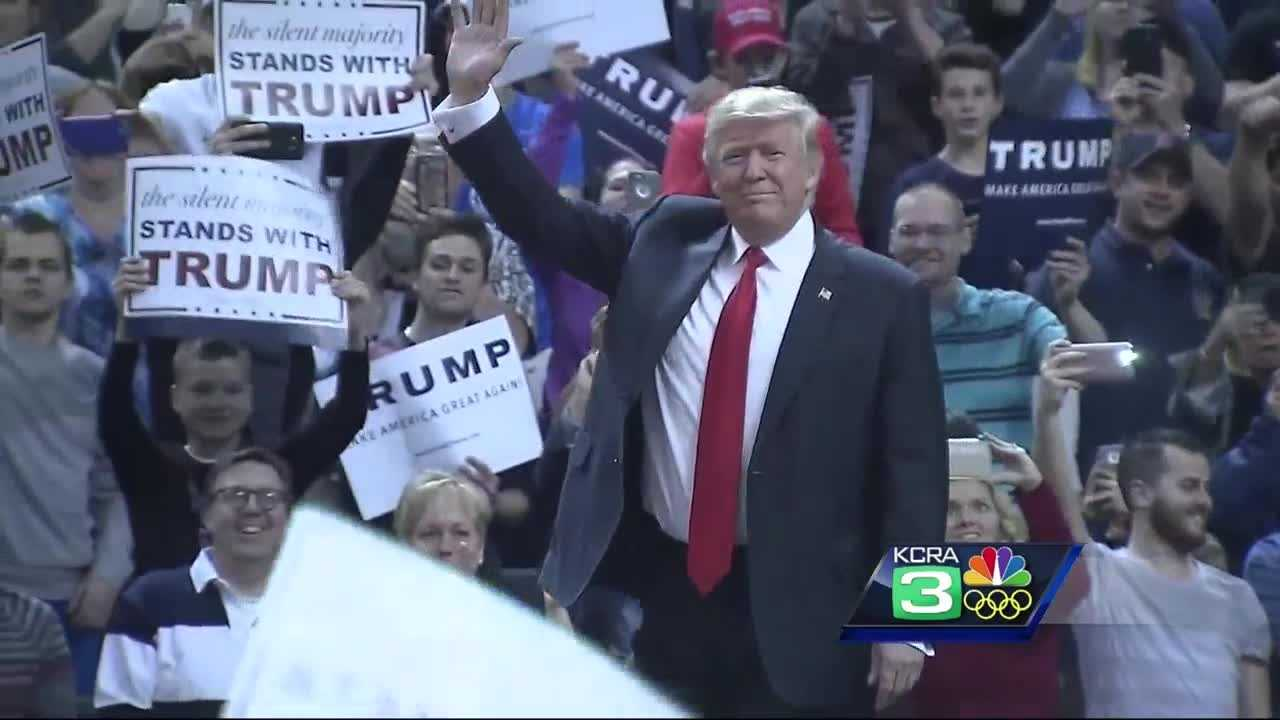 According to Tim Clark, Donald Trump's California campaign director the GOP frontrunner is looking to set up his campaign headquarters in the Natomas area.