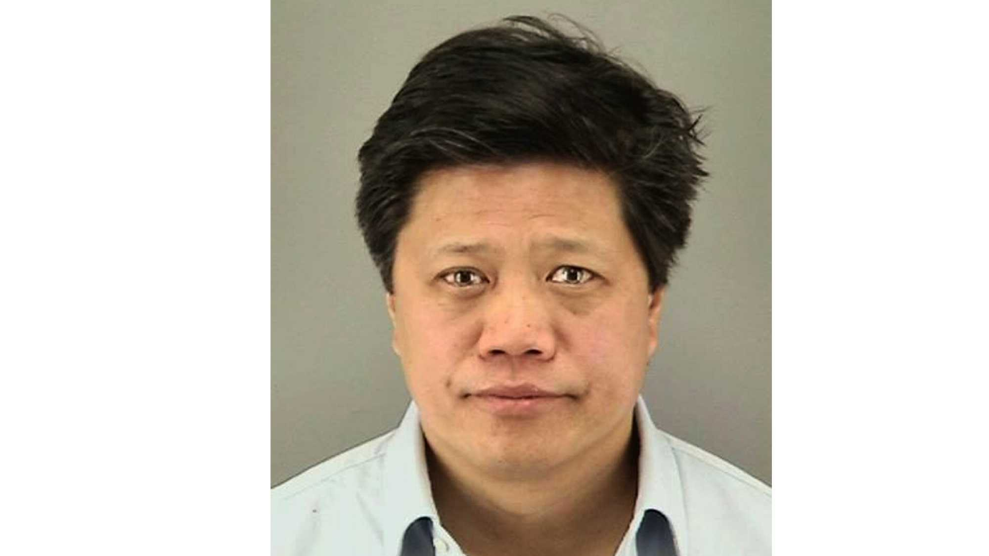 Retired SFPD Lt. Curtis Liu