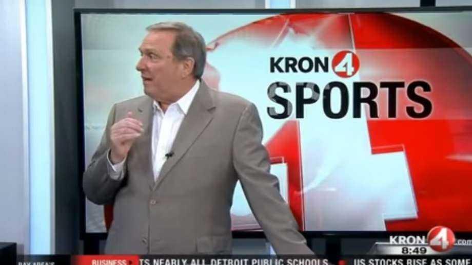 KRON sportscaster Gary Radnich
