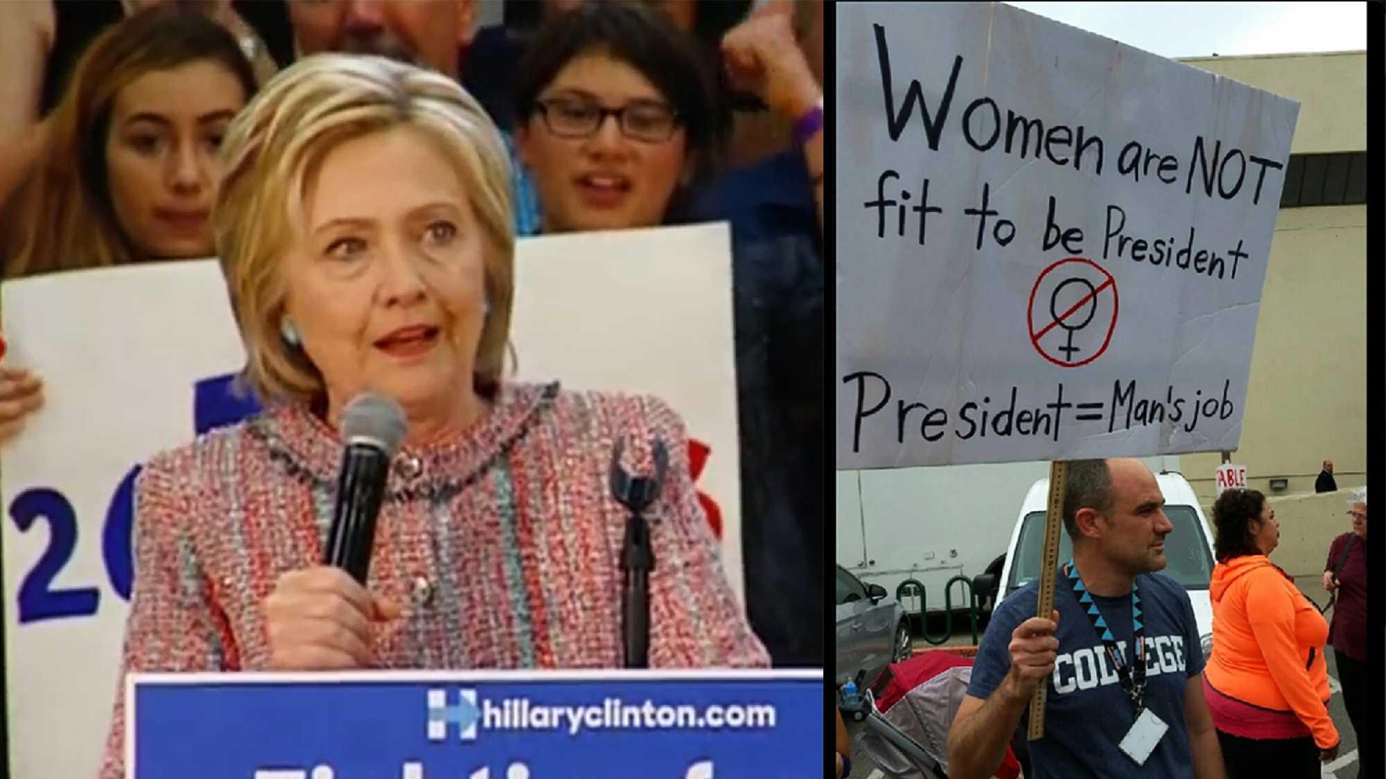 Hillary Clinton Salinas