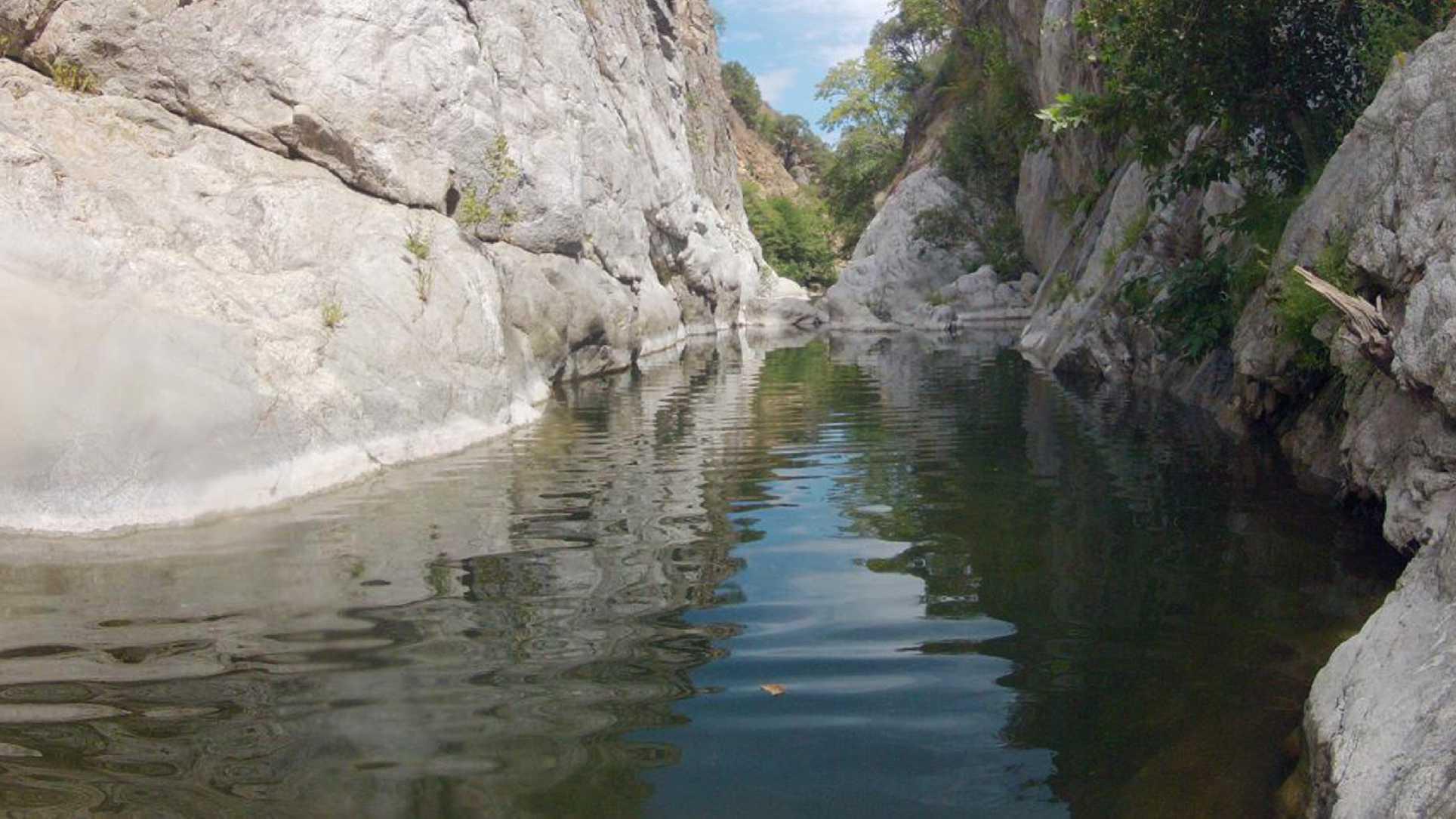 Arroyo Seco river