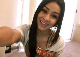 Sierra Lamar was a social 15-year-old girl. The high school cheerleader used her smartphone to keep a public online diary. She even snapped a photo of herself with her cellphone on the morning she vanished.