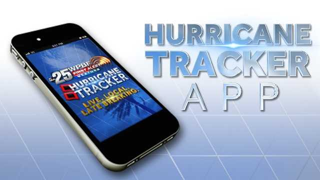 Download our WESH 2 Hurricane Tracker app