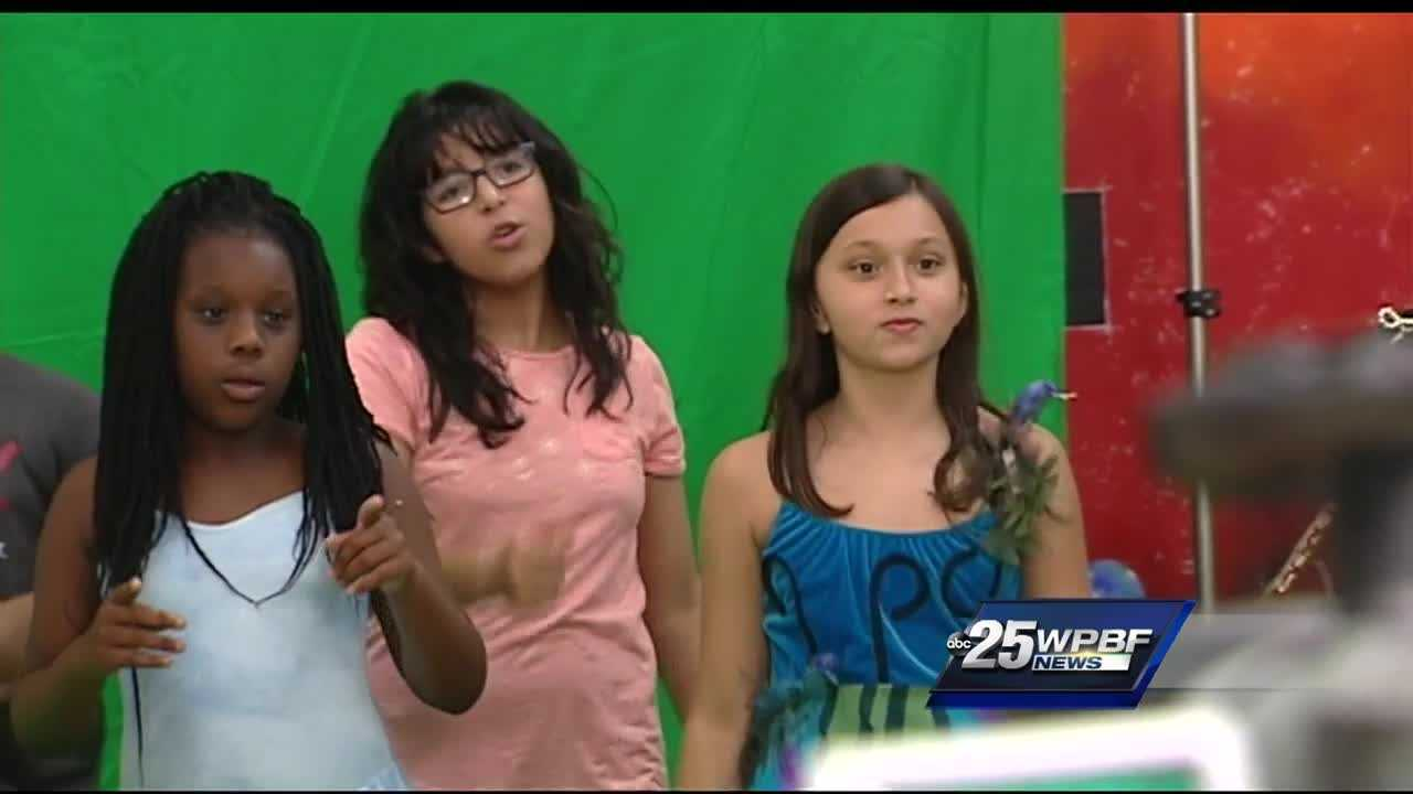 What's Brewing with Stephanie: Organization encourages children to explore art