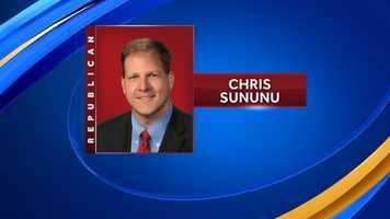 Fun Facts about Chris Sununu