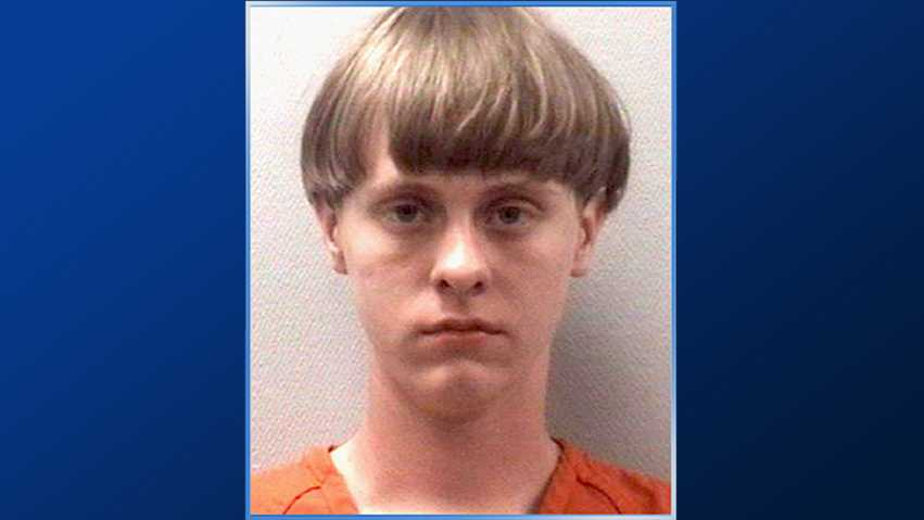 Admitted church shooter Dylann Roof defending himself