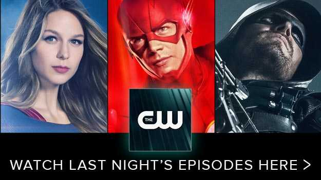 Watch last night's CW episodes online