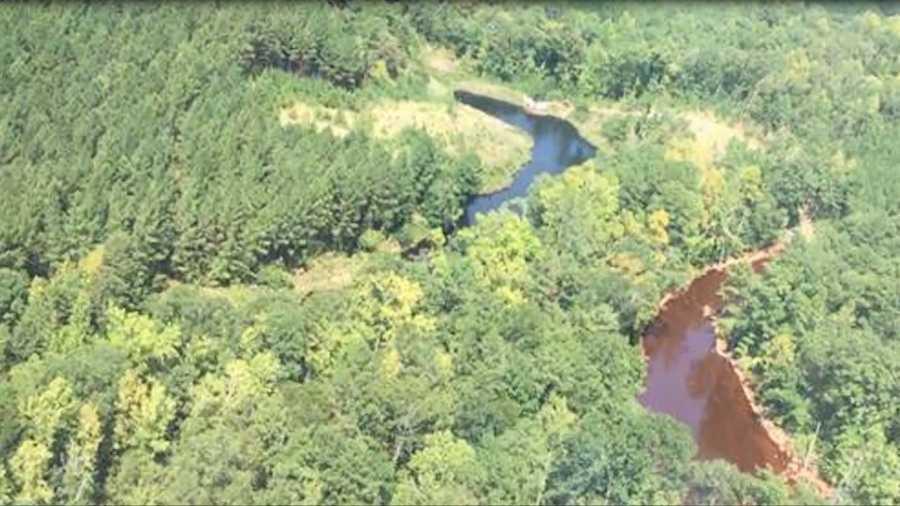 Colonial Pipeline Alabama
