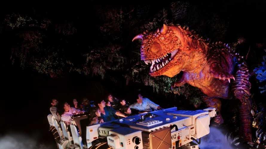 Dinosaur At Disney S Animal Kingdom Reopens After