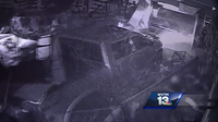 Alabama gun store burglary