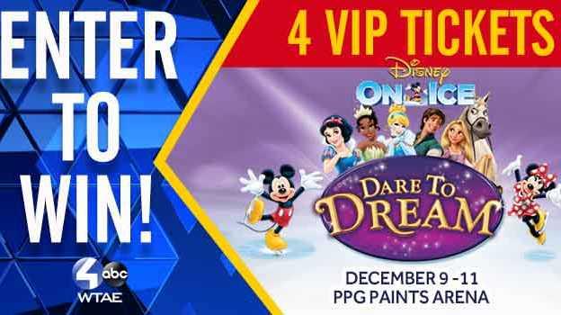 Disney on Ice Dare to Dream 2