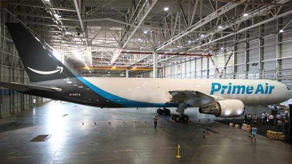 Amazon picks northern Kentucky as Prime Air hub