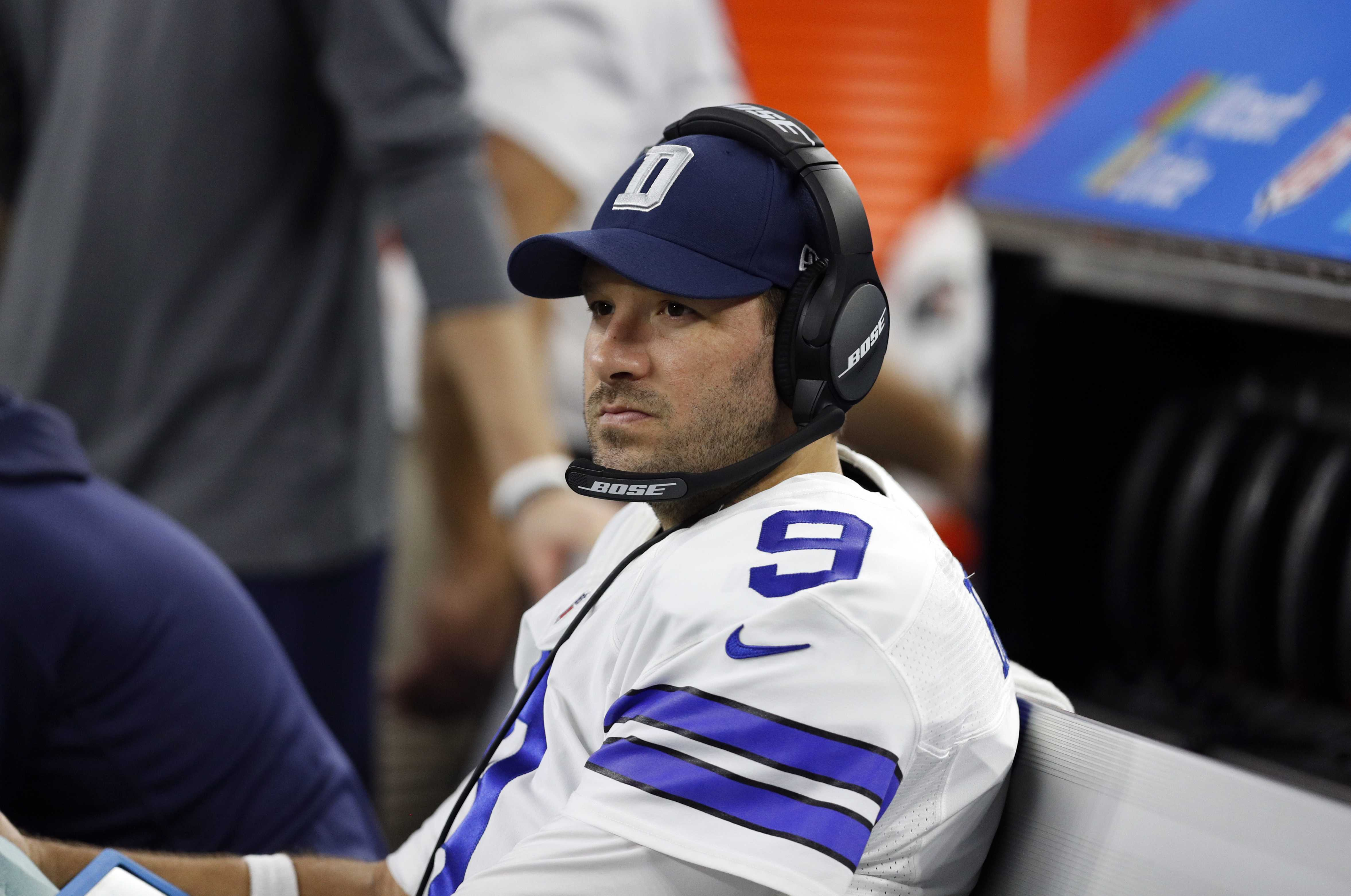 Tony Romo Expected to Play Sunday