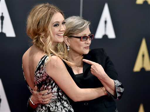 Watch the First Trailer for Carrie Fisher and Debbie Reynold's HBO Documentary