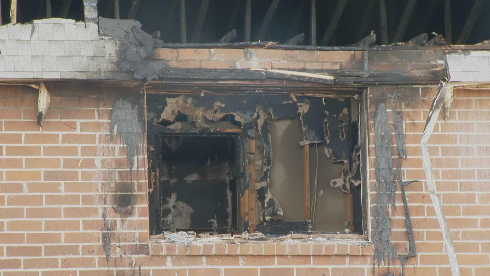 Orlando apartment fire