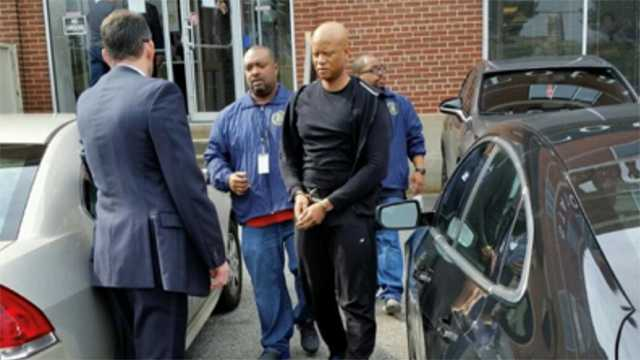 Baltimore police officers arrested on racketeering charges