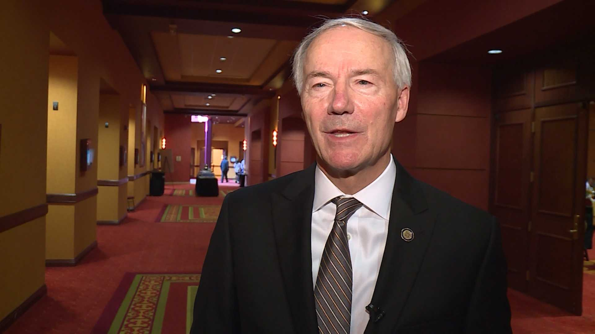 Arkansas Governor Proposes $50 Million Tax Cut In 2 Years