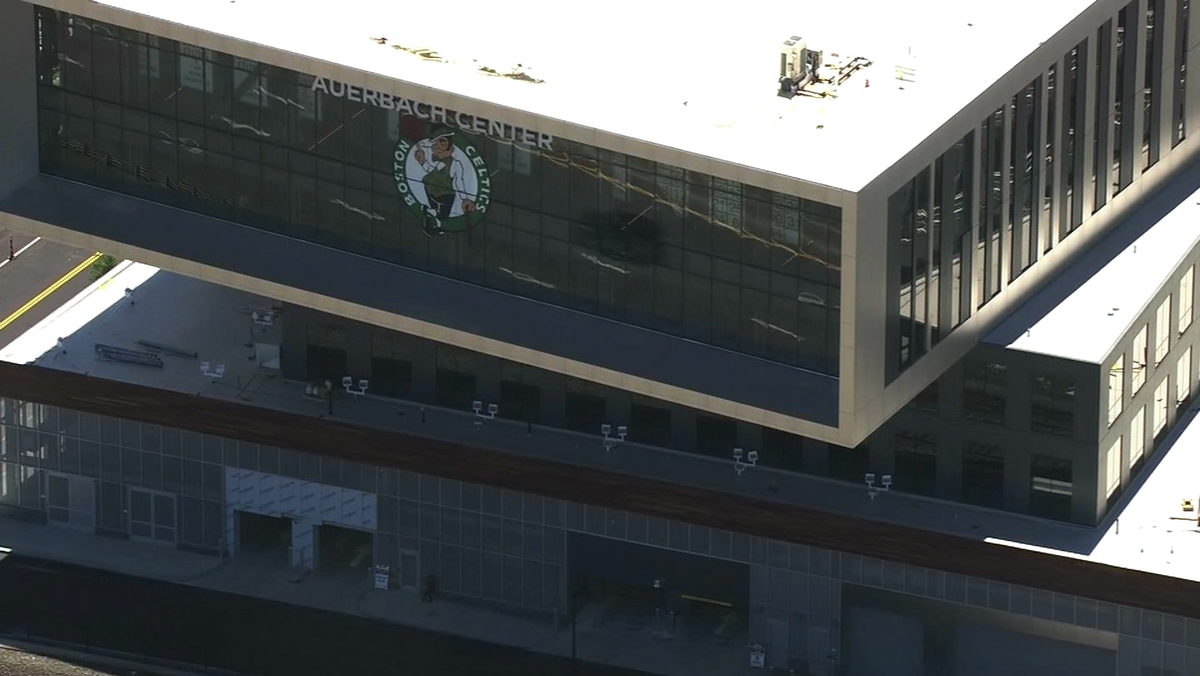 See inside the Celtics' new building in Boston Landing