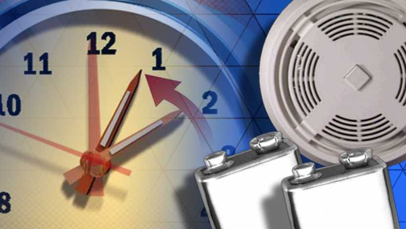 Time to 'fall back', change clocks