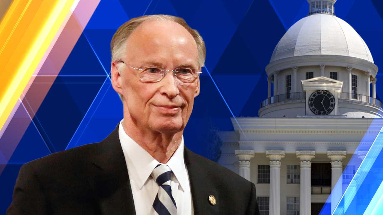 Auditor sues Bentley over Senate appointment