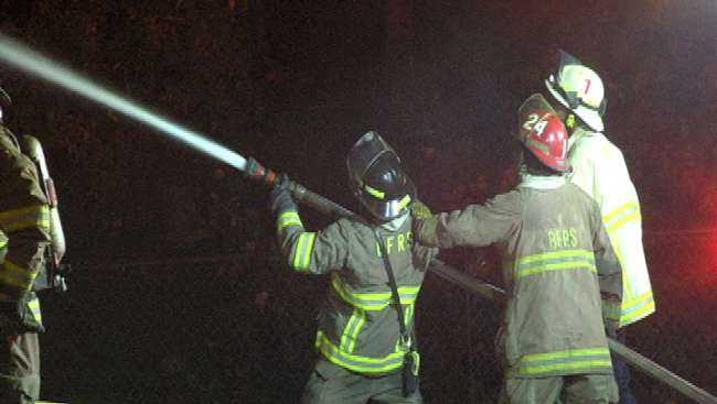 Birmingham fire & rescue fire fighters night