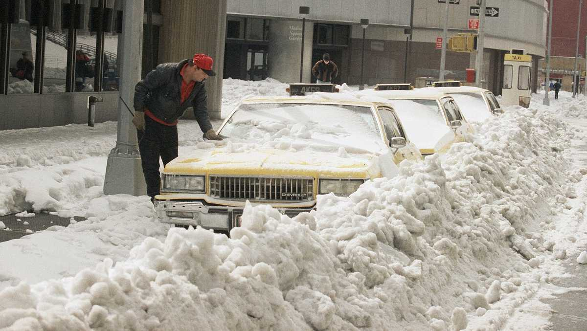 [PHOTOS] 7 of the worst winter storms in US history