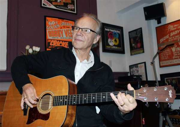 Pop Singer Bobby Vee Died Monday At Age 73