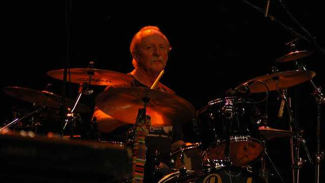Allman Brothers Band Co-Founding Drummer Butch Trucks 1947