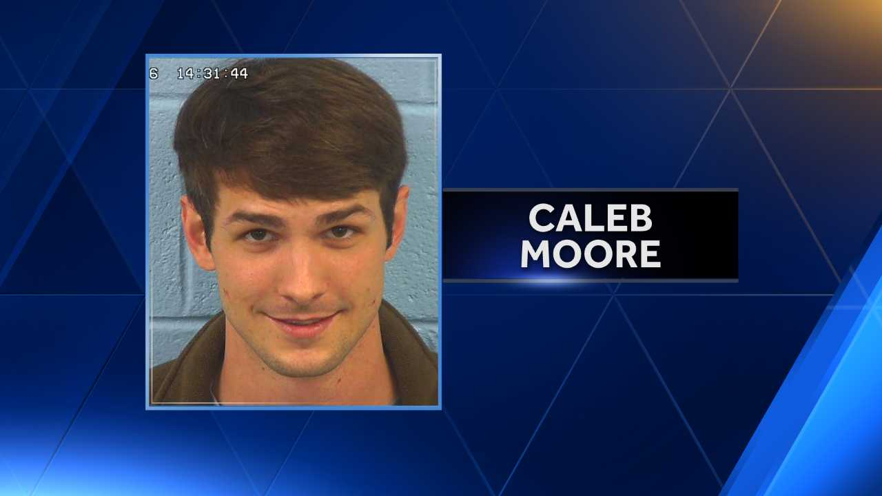 Roy Moore's son arrested over Thanksgiving holiday